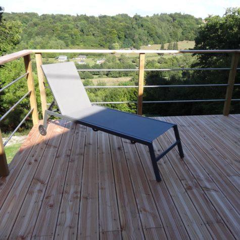 terrasse bois pin douglas classe 3 koh-po Honfleur 3